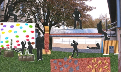 Green space in every schoolyard: the radical plan to cool Paris