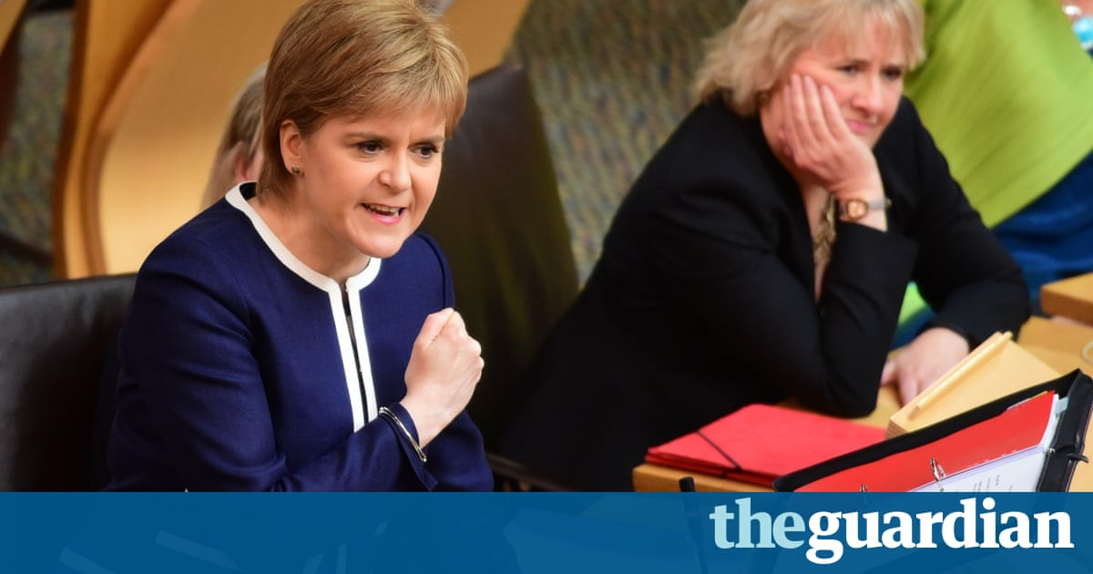 Nicola Sturgeon: Labour victory is pie in the sky – video