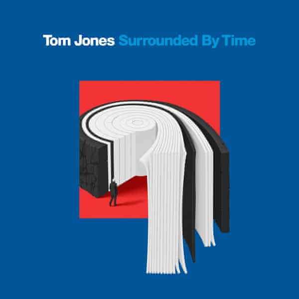 Tom Jones: Surrounded By Time album cover.
