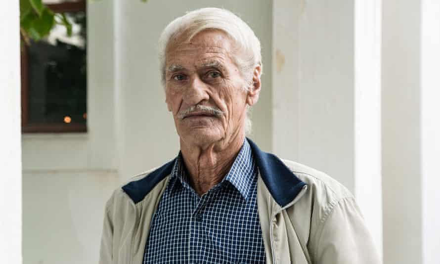 Giorgos Eleftheroglou.