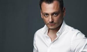 Soloist, conductor, commissioner and arranger … Maxim Rysanov.
