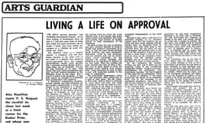 The Guardian, 4 October 1971.