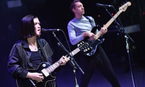 The xx put out a 2017 single, Say Something Loving, about gay frontwoman Romy Madley Croft's experiences.