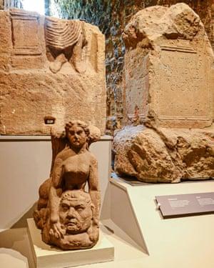 Sculptures in the British Museum