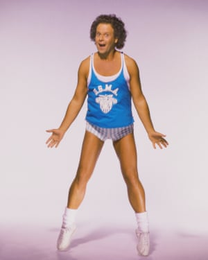 'He's the most empathetic person on the planet' … Richard Simmons.