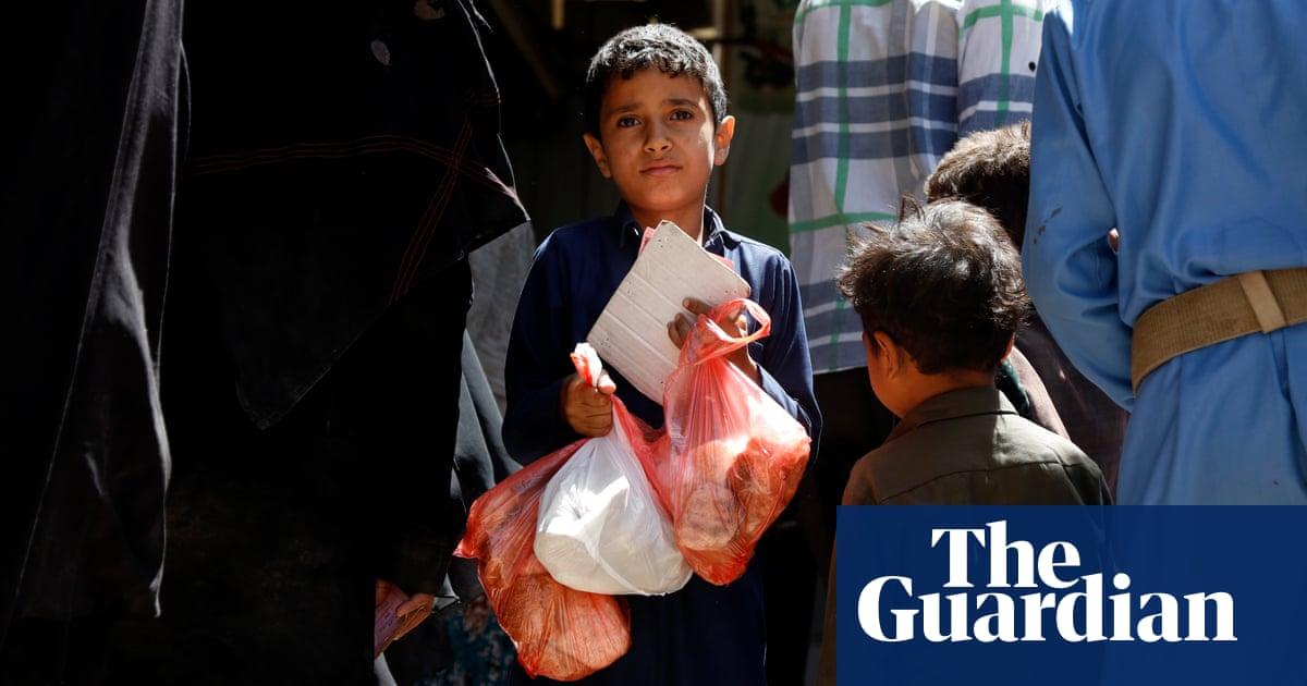 'If we don't give, people don't eat': Yemen focus of UK Ramadan giving