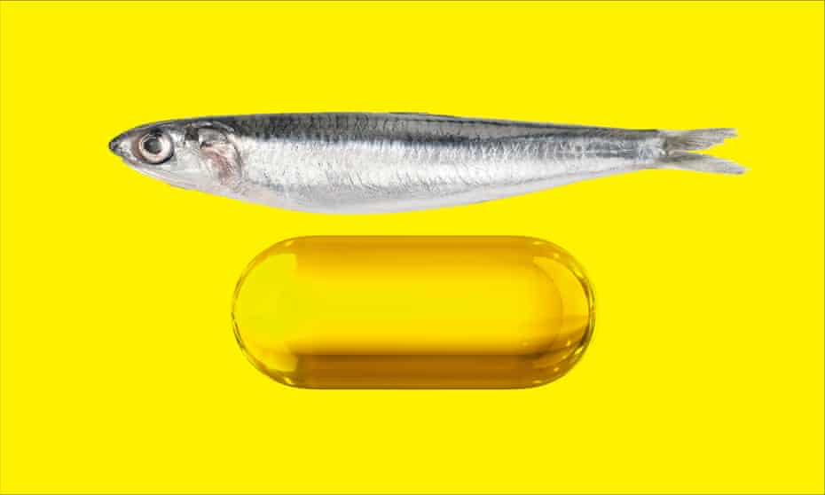 Is the evidence for fish-eating better than simply taking a fish oil pill?