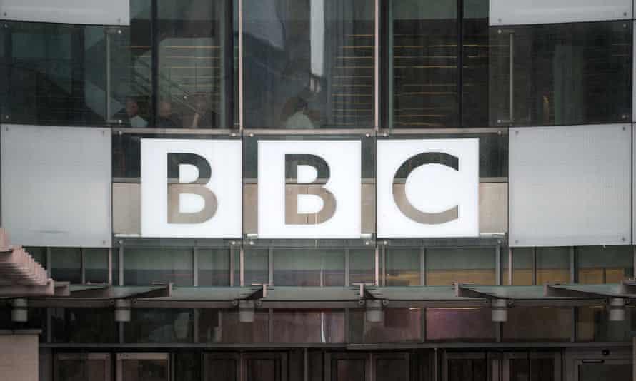 BBC logo on windows