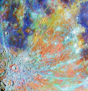 Our moon winner: Tycho Crater Region with Colours by Alain Paillou (France) The Tycho crater is one of the most famous on the moon. This huge impact has left impressive scars on the lunar surface. With the colours of the soil, Tycho is even more impressive. This picture combines one session with a black-and-white camera, to capture the details and sharpness, and one session with a colour camera, to show the colours of the soils. These hues come mainly from metallic oxides in small balls of glass. The blue shows high titanium oxide concentration and the red shows high iron oxide concentration