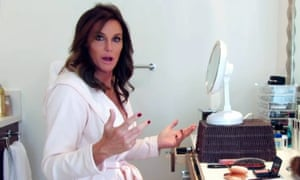 Caitlyn Jenner in the trailer for I Am Cait, now cancelled by E!