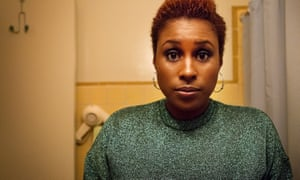 'As a black woman watching, it's comforting seeing people who look and talk like me and my friends.' Issa Rae in Insecure.