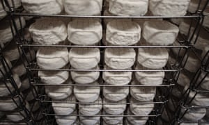 Only 5,000 tonnes of Camembert de Normandie AOP are produced each year.