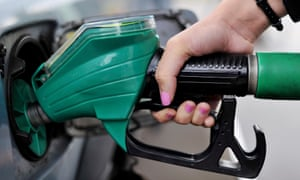 The average price of petrol has not fallen below £1 in the UK since 2009.