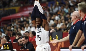 Team USA have dominated in international competition but were upset on Wednesday by France