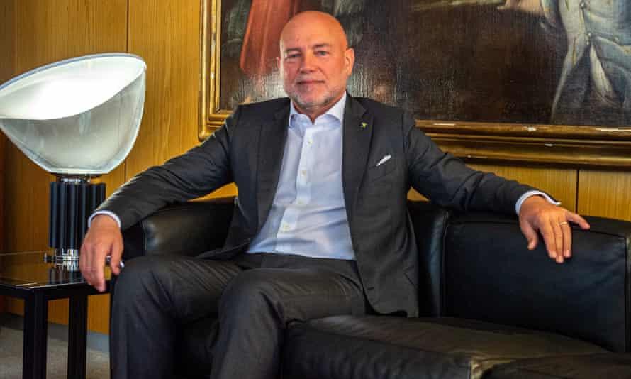 Francesco Durante, chief executive of Italian operator Sisal.