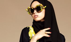 Dolce & Gabbana has produced a range of hijabs and abayas targeting women in the UAE.