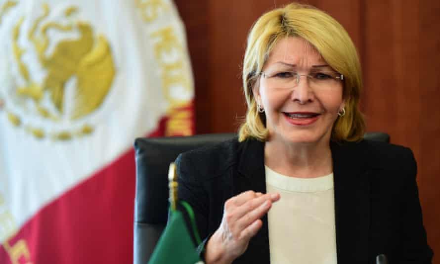 Luisa Ortega.
