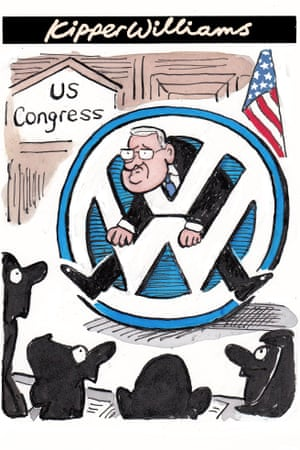 Kipper Williams on the US CEO of VW's evidence before Congress
