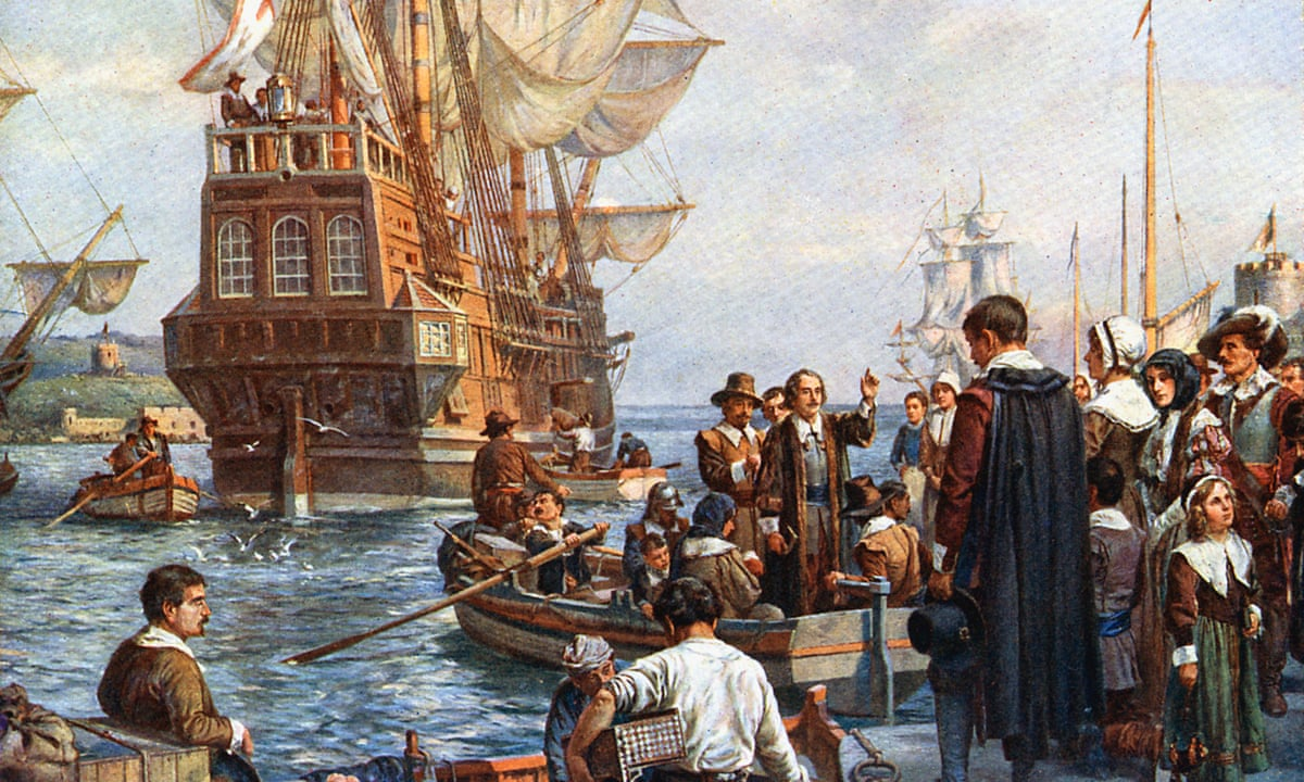 Pilgrim fathers: harsh truths amid the Mayflower myths of nationhood |  Colonialism | The Guardian