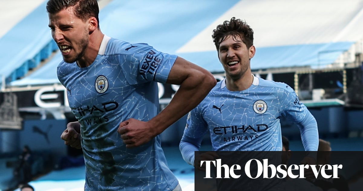 Pep Guardiola and City have eased back to take a huge leap forward | Jonathan Wilson