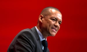 'If you want a sense of a remodelled Labour party, think of Jonathan Reynolds happily in alliance with Clive Lewis [pictured].'