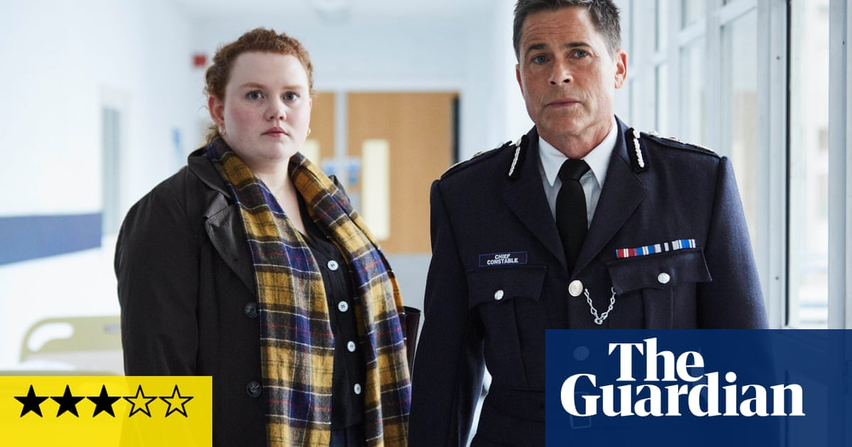 Wild Bill review – why is Rob Lowe fighting crime in