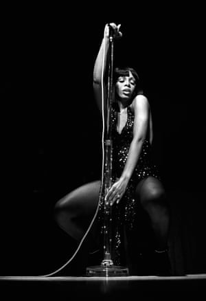 Donna Summer in Washington DC in 1978 Putland previously photographed Summer, in London in 1976 and photographed her many times in 1978-79