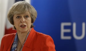 A top EU law expert says the PM, Theresa May, does not understand the European court of justice.
