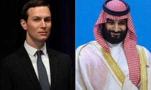 Jared Kushner reportedly kept contact with Saudi Crown Prince Mohammed bin Salman after the murder of journalist Jamal Khashoggi.