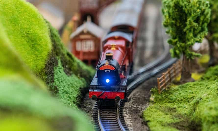Hornby saw sales increase dramatically during lockdown.
