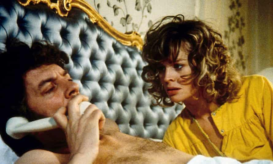 Donald Sutherland and Julie Christie in Don't Look Now. Photograph: Casey/StudioCanal/Allstar
