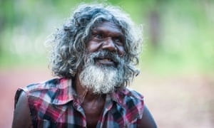 David Gulpilil in a scene from Rolf de Heer's Charlie's Country.
