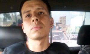 Alexander Jheferson Delgado Herrera was recaptured in the seaside district of Callao.