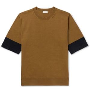 T-shirt £265 Dries Van noten, mrporter.com