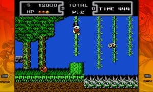 DuckTales: blisteringly difficult retro fun.