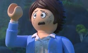 Playmobil: The Movie.
