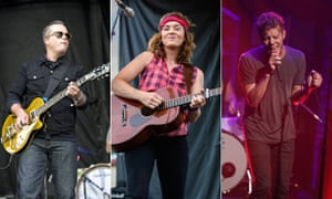 Jason Isbell, Brandi Carlisle and Anderson East: the new faces of Americana
