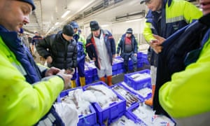The Marine Conservation Society moved North Sea cod from their red (fish to avoid eating) to amber (fish to not eat too often) rating in September as the population had shown signs of improving.
