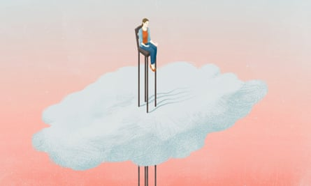 Get above it all: sophrology and an upright chair will take you there.
