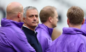José Mourinho finds himself in charge of a team who reached last season's Champions League final.