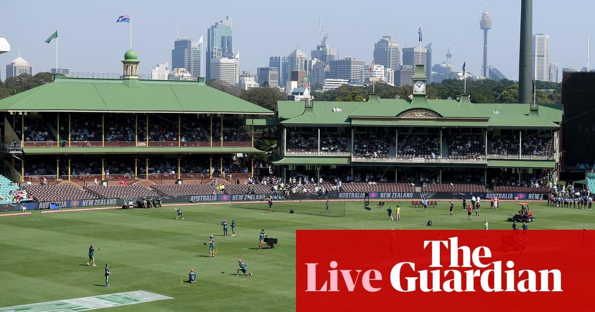 Australia v New Zealand: third Test, day four – live!