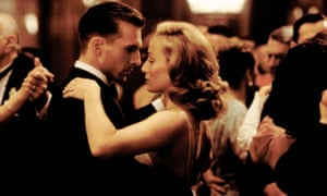 Ralph Fiennes and Kristin Scott Thomas in the 1996 film adaptation of The English Patient