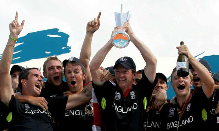 England World Twenty20 2010