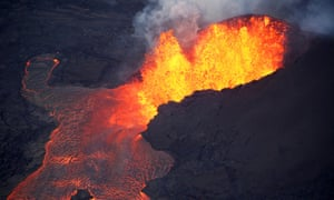Lava flows from Kilauea could take 'months to a year or two to wind down', the Hawaiian Volcano Observatory said.