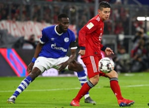 Schalke fans have scrutinised the club's relationship with Gazprom and Bayern have been censured by their supporters for cosying up to Qatar.
