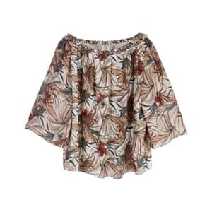 Leaves, £80, uterque.com.