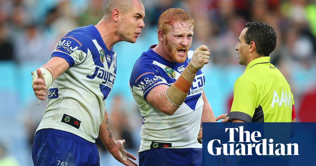 Its The Connollys The Guardians End Of Season Nrl Awards Paul