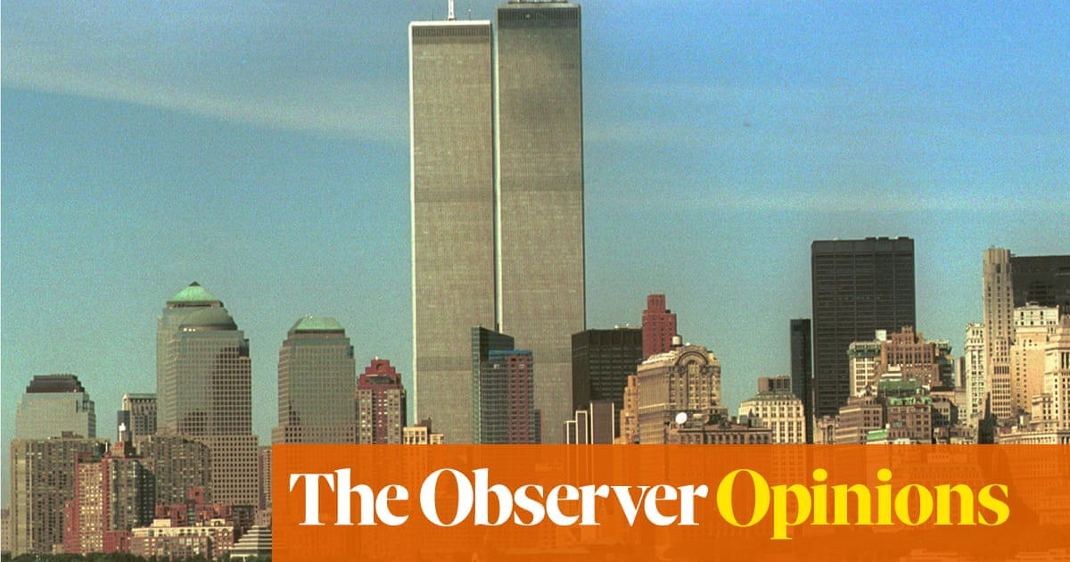 Dismissed and derided when they stood, it's time to reassess the twin towers