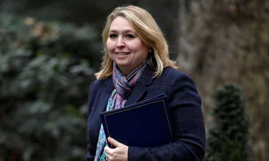 'She's a lovely person but just doesn't do her homework': Karen Bradley has not impressed everyone.