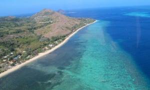 Murray Island in the Torres Strait, Australia